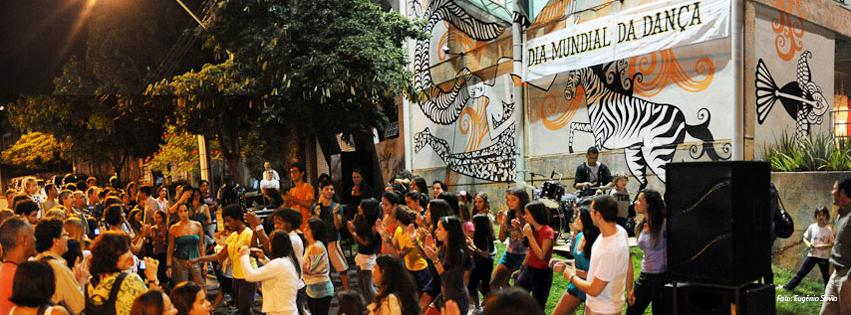 Comemoração ao Dia Mundial da Dança 2014