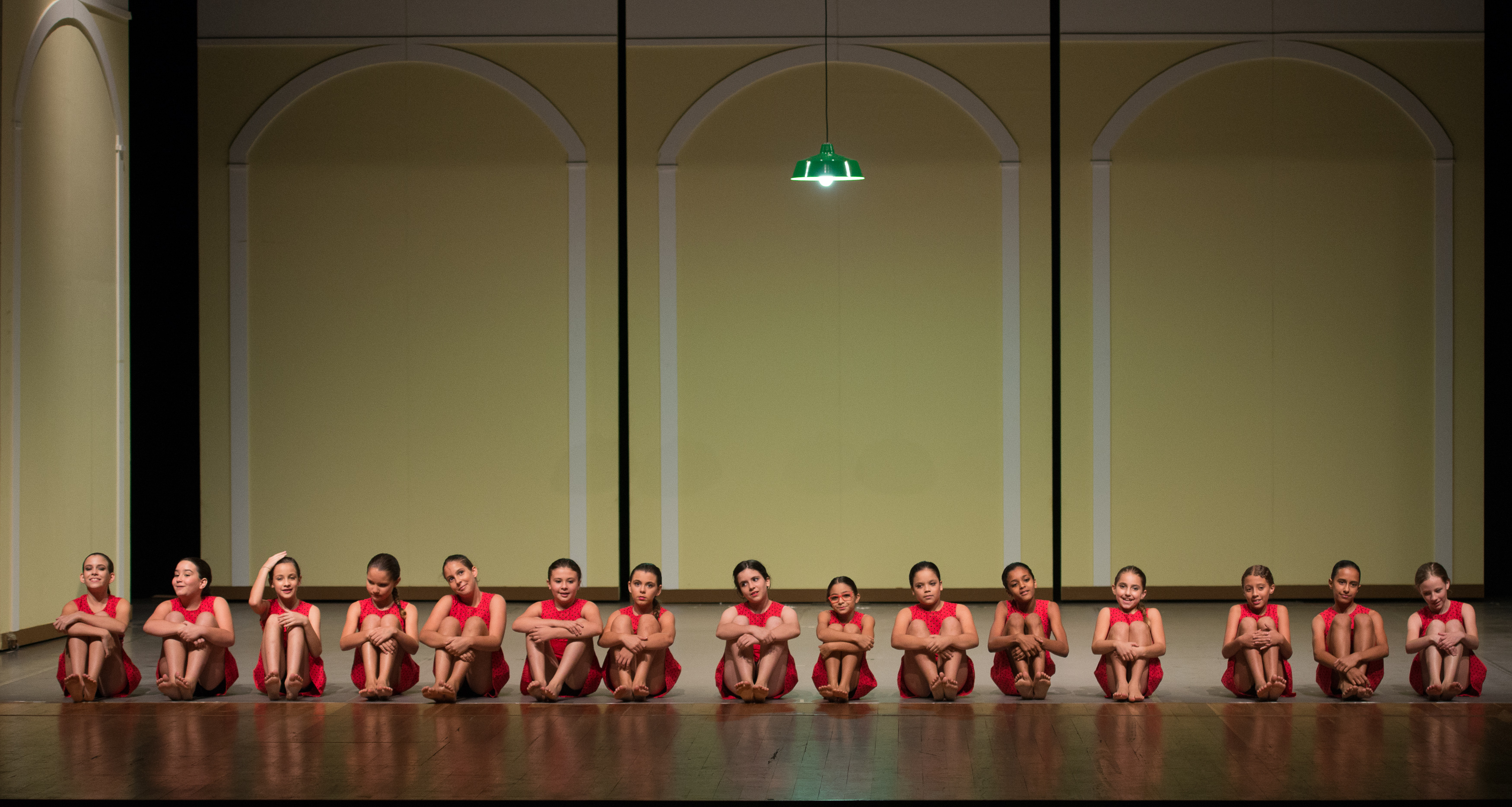 Corpo Escola de Danca - espetaculo infantil 2015