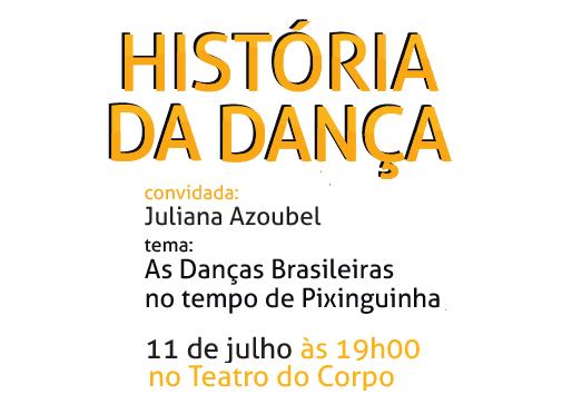 As Danças Brasileiras no tempo de Pixinguinha