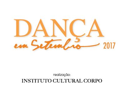 Programação Dança em Setembro 2017