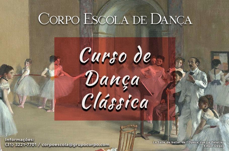 Curso de Dança Clássica