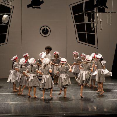 Belo Horizonte,   dezembro de 2013 fotografia de Eugenio Savio Corpo Escola de Danca espetaculo infantil 2013