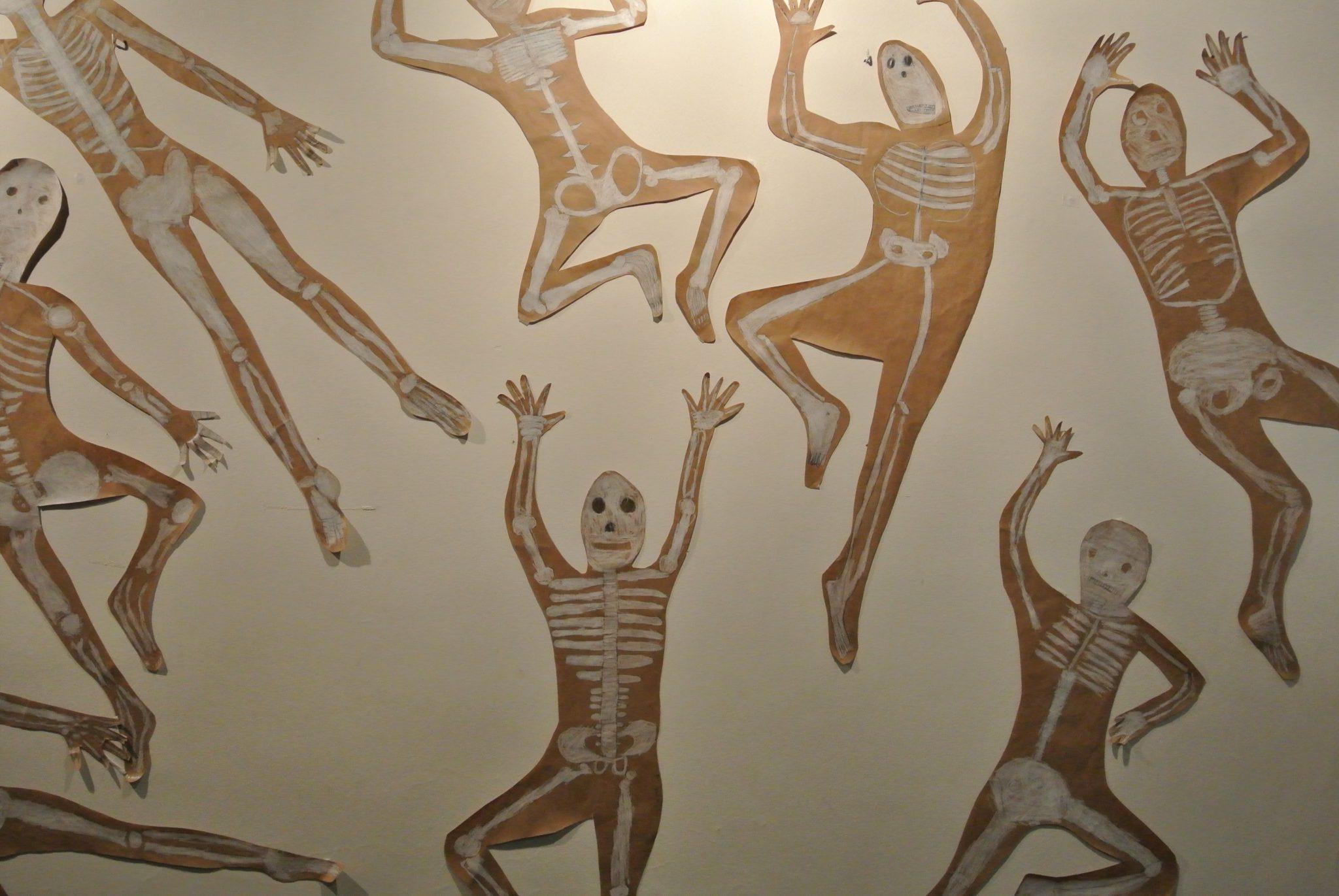 Estudo do Esqueleto – curso infantil