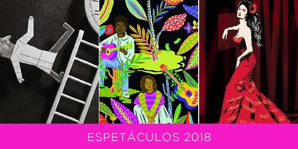 Espetáculos 2018