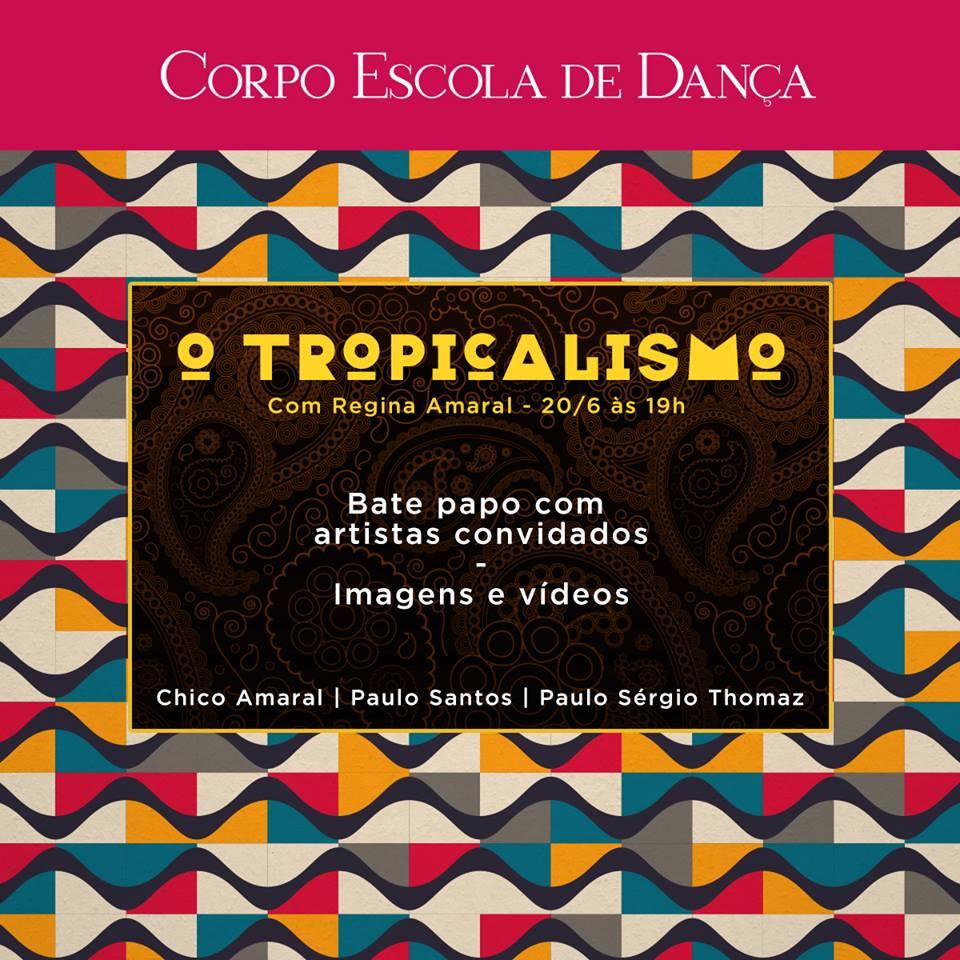 Encontro sobre o Tropicalismo